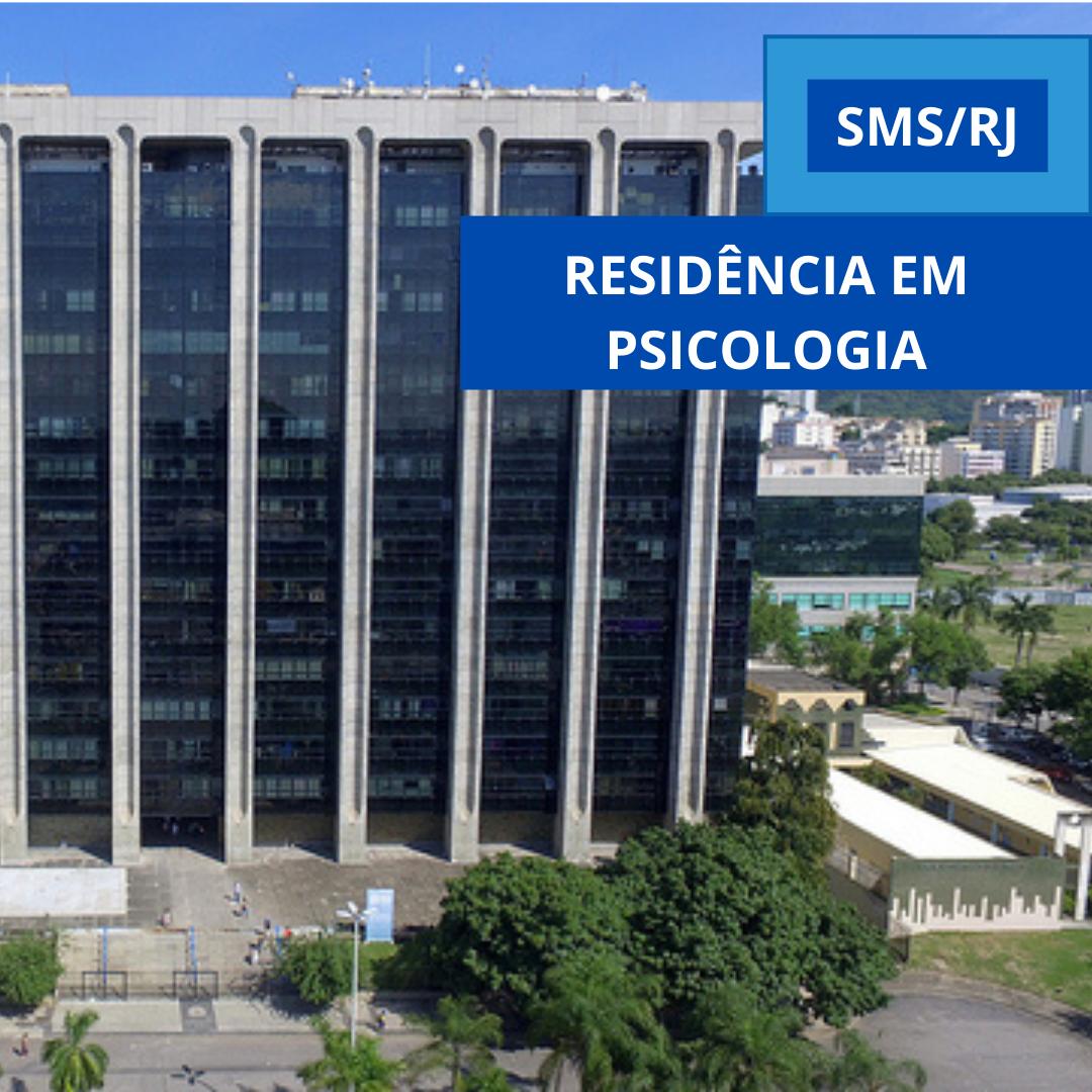 Residência SMS/RJ 2021